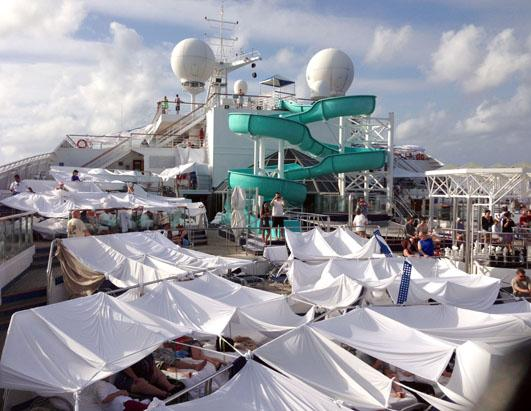What The Carnival Cruise Line Disaster Taught Me About Social Media - Carnival cruise ship that broke down
